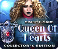 Mystery Trackers: Queen of Hearts Collector's Edition logo