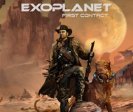 Exoplanet: First Contact logo