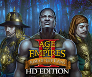 Age of Empires II HD: Rise of the Rajas logo