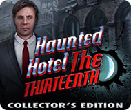 Haunted Hotel: The Thirteenth Collector's Edition logo