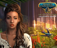 Hidden Expedition: The Lost Paradise Collector's Edition logo