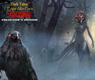 Dark Tales: Edgar Allan Poe's The Raven Collector's Edition logo
