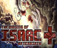 The Binding of Isaac: Afterbirth+ (plus) logo