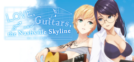 Love, Guitars, and the Nashville Skyline logo