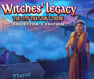 Witches' Legacy: The City That Isn't There Collector's Edition logo