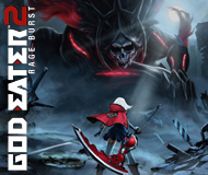 GOD EATER 2 Rage Burst logo