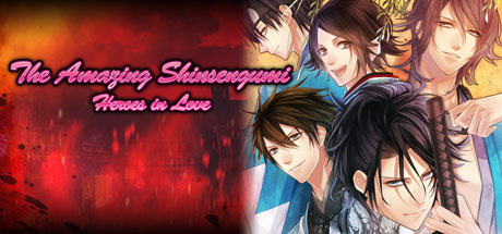The Amazing Shinsengumi: Heroes in Love