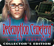 Redemption Cemetery: Night Terrors Collector's Edition logo