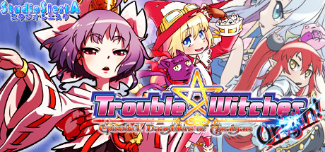 Trouble Witches Origin - Episode1 Daughters of Amalgam -