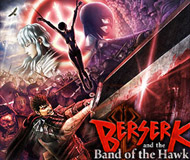 BERSERK and the Band of the Hawk logo