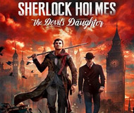 Sherlock Holmes: The Devil's Daughter logo