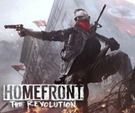 Homefront: The Revolution logo