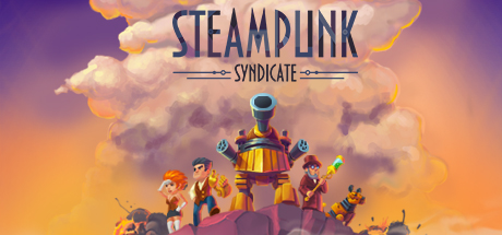 Steampunk Syndicate logo