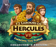 12 Labours of Hercules VII - Fleecing the Fleece Collector's Edition