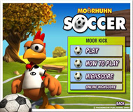 Crazy Chicken Soccer