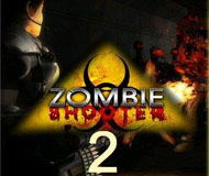 Zombie Shooter 2 logo