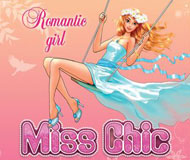 Miss Chic 2 - Romantic Girl logo