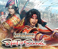 SAMURAI WARRIORS: Spirit of Sanada logo