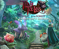 Tiny Tales: Heart of the Forest Collector's Edition logo