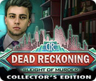 Dead Reckoning: Sleight of Murder Collector's Edition logo
