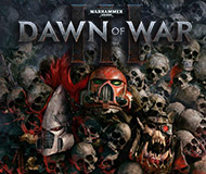 Warhammer 40,000: Dawn of War III logo