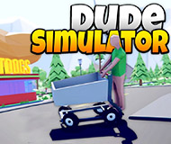 Dude Simulator logo