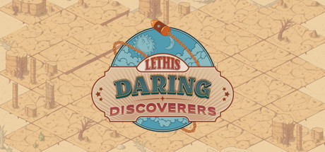 Lethis - Daring Discoverers logo