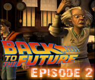 Back to the Future The Game – Episode 2 – Get Tannen