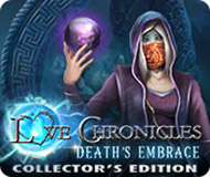 Love Chronicles: Death's Embrace Collector's Edition logo