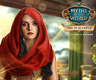 Myths of the World: Fire of Olympus Collector's Edition logo