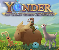 Yonder: The Cloud Catcher Chronicles logo