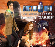 Doctor Who: The Adventure Games - TARDIS logo