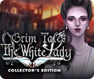 Grim Tales: The White Lady Collector's Edition logo