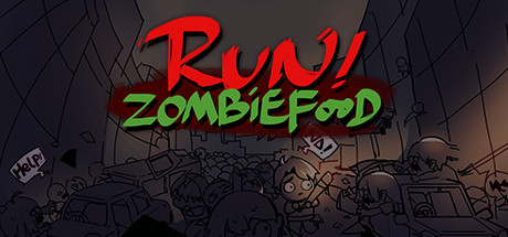 Run!ZombieFood! logo
