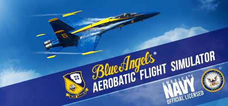 Blue Angels Aerobatic Flight Simulator