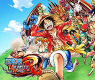 One Piece: Unlimited World Red - Deluxe Edition logo