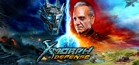 X-Morph: Defense Complete Edition logo
