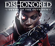 Dishonored: Death of the Outsider logo