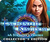 Enchanted Kingdom: A Stranger's Venom Collector's Edition logo