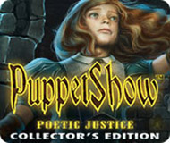 PuppetShow: Poetic Justice Collector's Edition logo