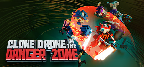 Clone Drone in the Danger Zone logo