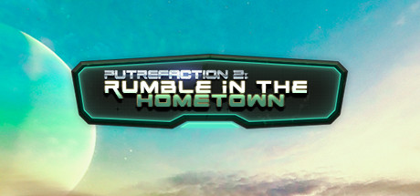 Putrefaction 2: Rumble in the hometown logo