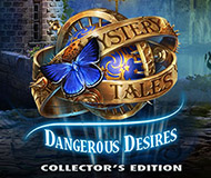 Mystery Tales: Dangerous Desires Collector's Edition logo