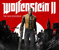 Wolfenstein II: The New Colossus logo