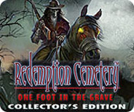 Redemption Cemetery: One Foot in the Grave Collector's Edition logo