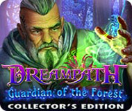 Dreampath: Guardian of the Forest Collector's Edition logo