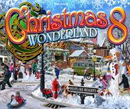 Christmas Wonderland 8 logo