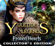 Yuletide Legends: Frozen Hearts Collector's Edition logo