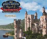 Jewel Match Royale: Rise of the King Collector's Edition