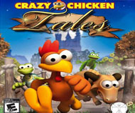 Crazy Chicken Tales logo